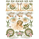 Carta Decoupage 0045