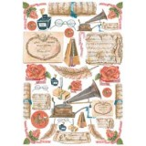 Carta Decoupage 0092